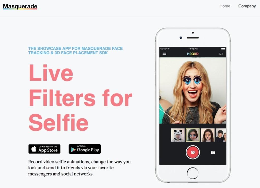 msqrd_app_first_screen