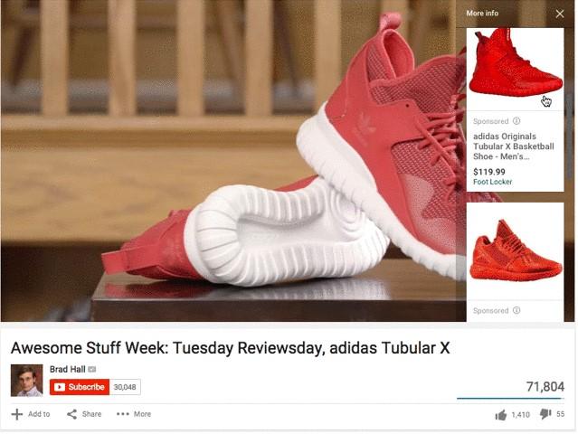 Видеореклама в AdWords