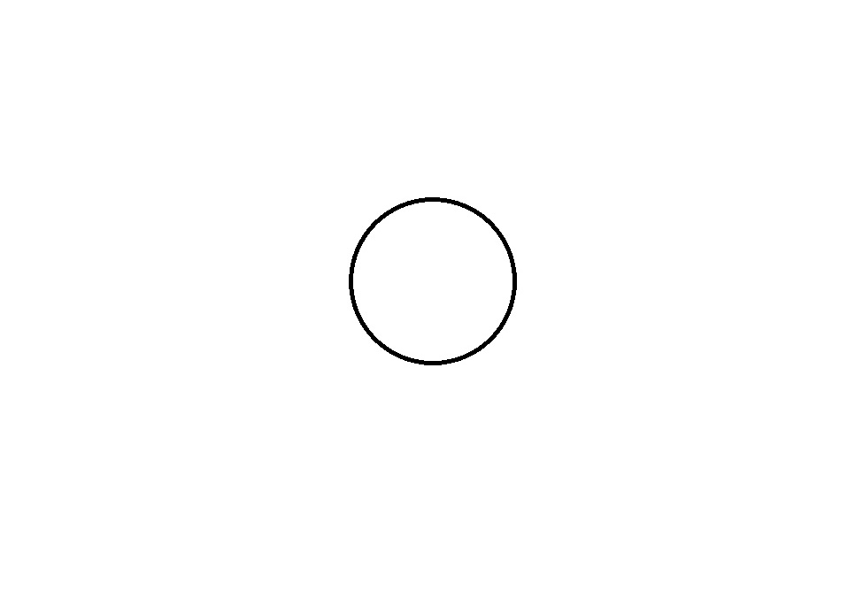 Пример относительности восприятия