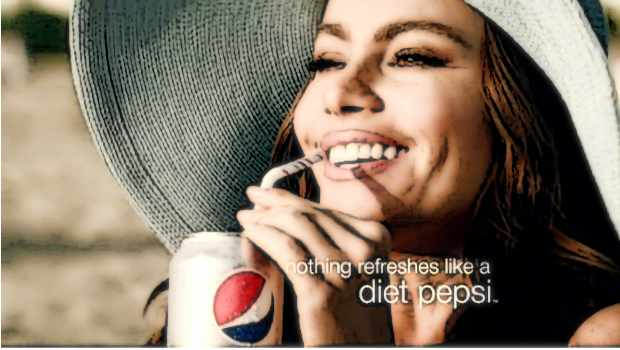 Pepsi Celebrity Ad