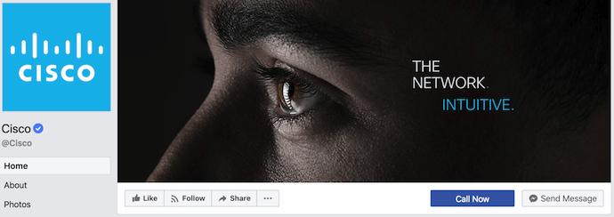 cisco facebook обложка фото