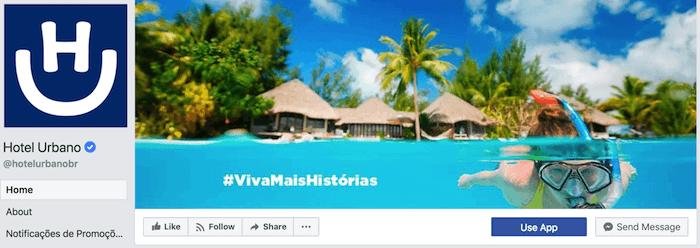 отель урбано фейсбук обложка фото