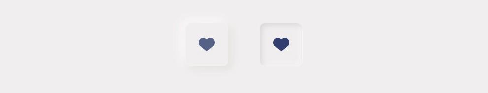 2 состояния кнопки