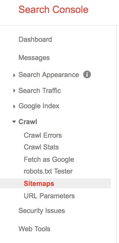 Инструмент Google Search Console