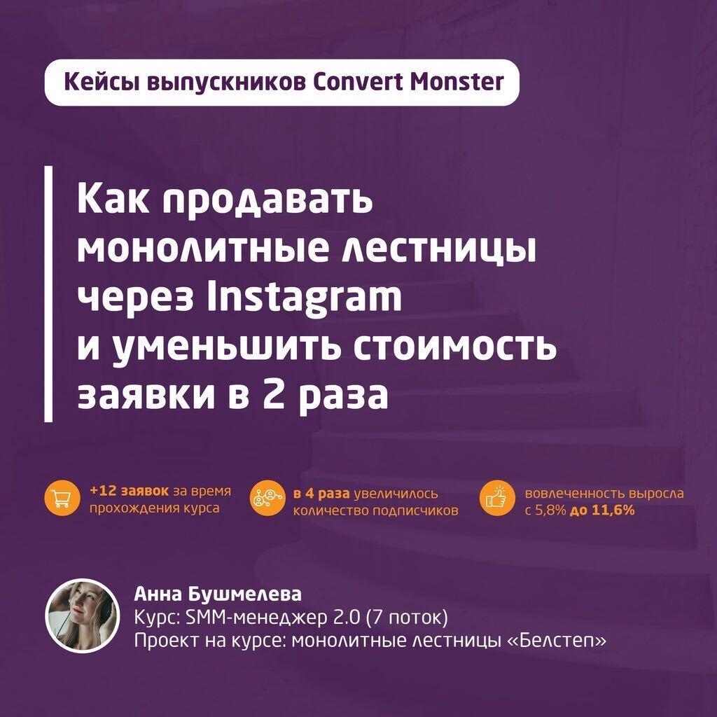 Кейс Анны Бушмелевой