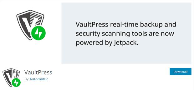 Сервис VaultPress