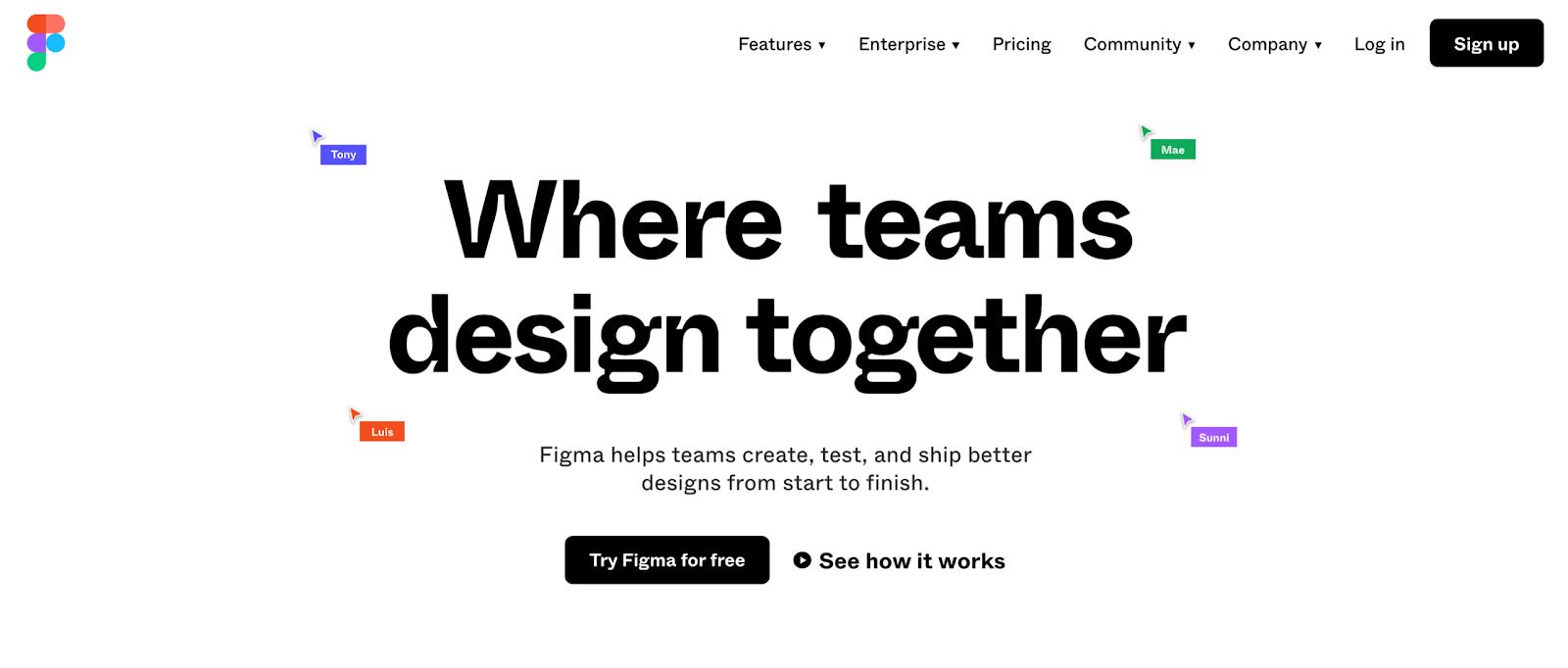 Пример прототипа: создаем в фигме