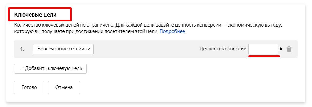 Автоматические стратегии Яндекс.Директ