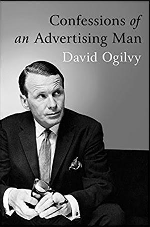 Книги о маркетинге «Откровения рекламного агента», Дэвид Огилви