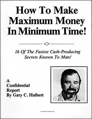 Книги о маркетинге «Как заработать максимум денег за минимальное время!», Гари Хэлберт