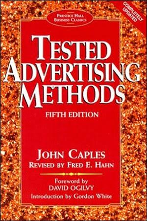 Книги о маркетинге «Проверенные методы рекламы», Джон Кейплз