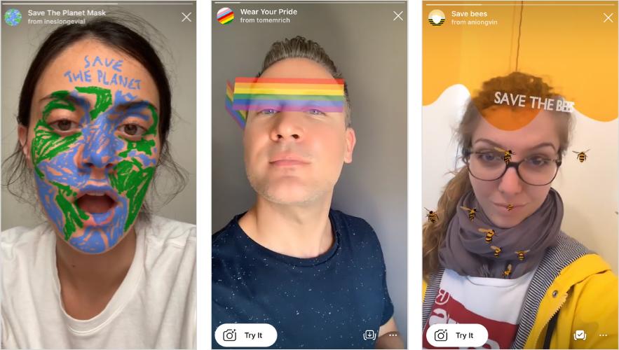 AR-маски: для бизнеса и развлечения