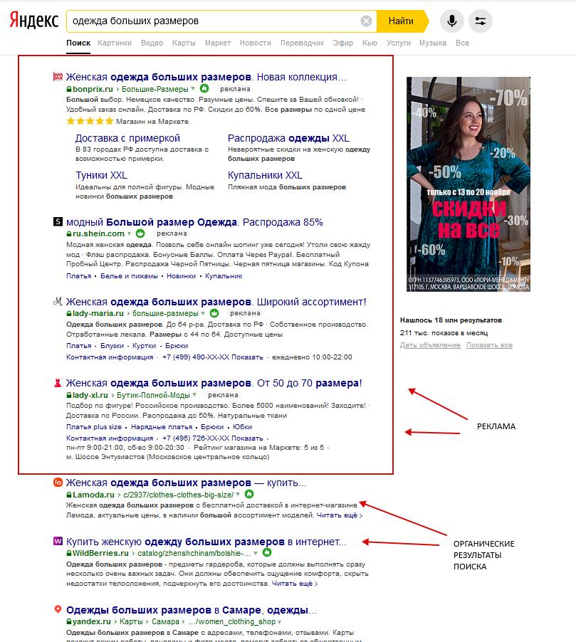 Выбираем инструменты для продвижения сайта:  SEO или контекстная реклама