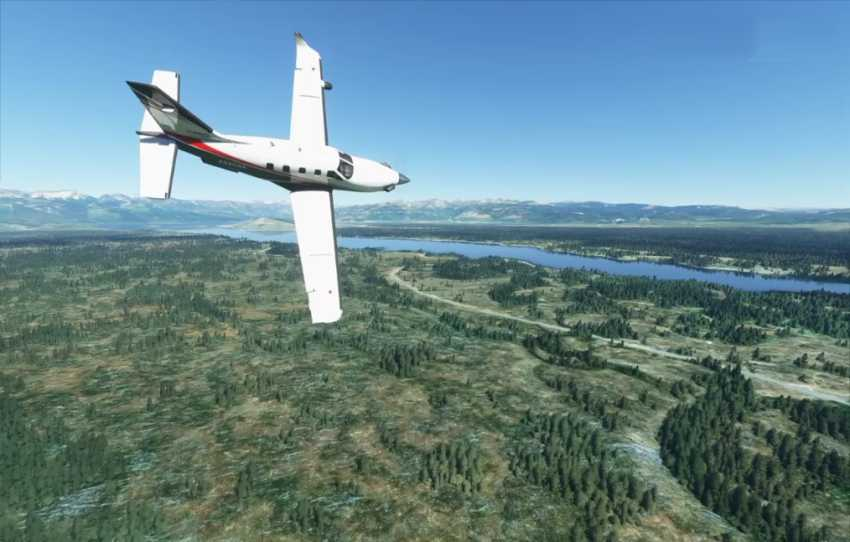 Microsoft Flight Simulator топ игр 2020