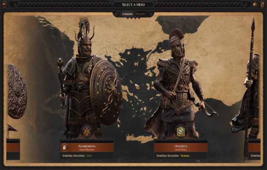 Total War Saga: Troy топ игр 2020 года