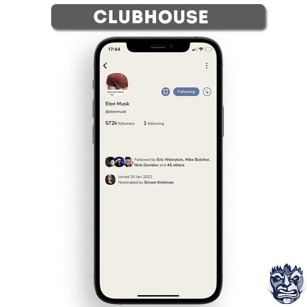 clubhouse социальная сеть
