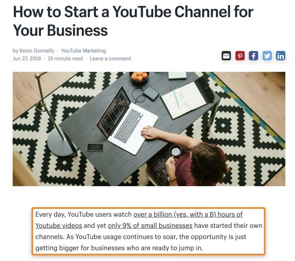 youtube-канала для бизнеса