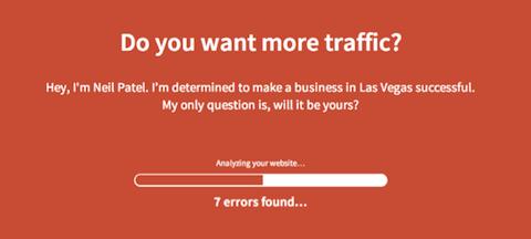 Показывать количество ошибок имеющихся на сайте