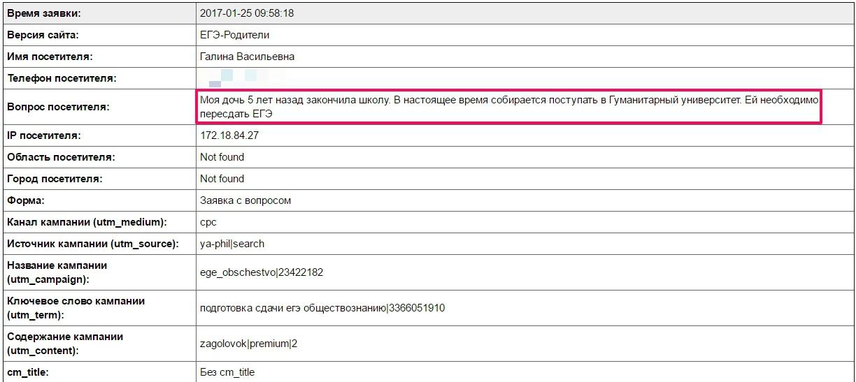 pr5 1 Блок «Остались вопросы» как инструмент увеличения конверсии sajt dizain